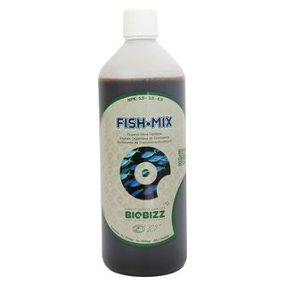 BioBizz Fish Mix Dünger 1 Liter