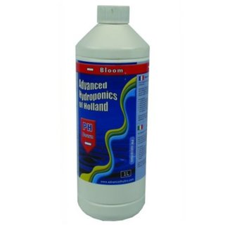 Advanced Hydroponics pH Minus Blüte 1 Liter