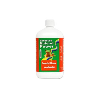 Advanced Hydroponics Growth/Bloom Excellarator, 250 ml