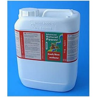 Advanced Hydroponics Growth/Bloom 5 Liter