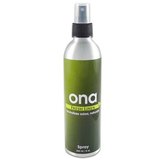 ONA Spray Fresh Linen Geruchsneutralisierer, 250ml